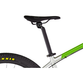 "Early Rider Hellion Trail MTB Hardtail 24"" Kinder brushed aluminum/lime"